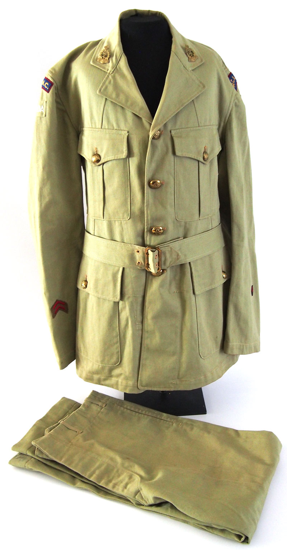 Combat Uniforms   Plunderer Pete's Militaria: Curiosities from