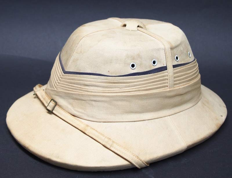 Sun and Pith Helmets   Plunderer Pete's Militaria: Curiosities from
