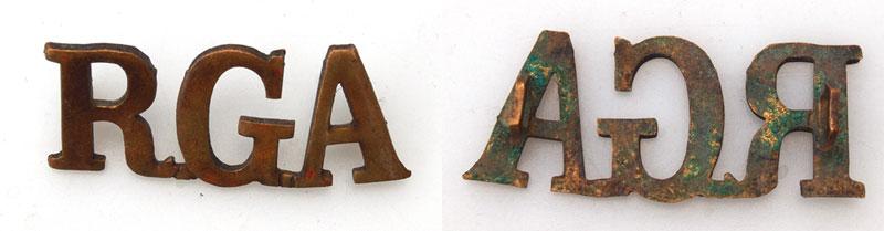 Royal Garrison ArtilleryS